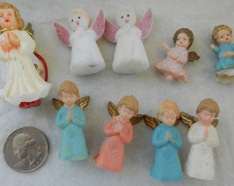 Mini Angels for Christmas Decoration