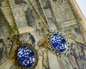 Blue and White Chinoiseri...