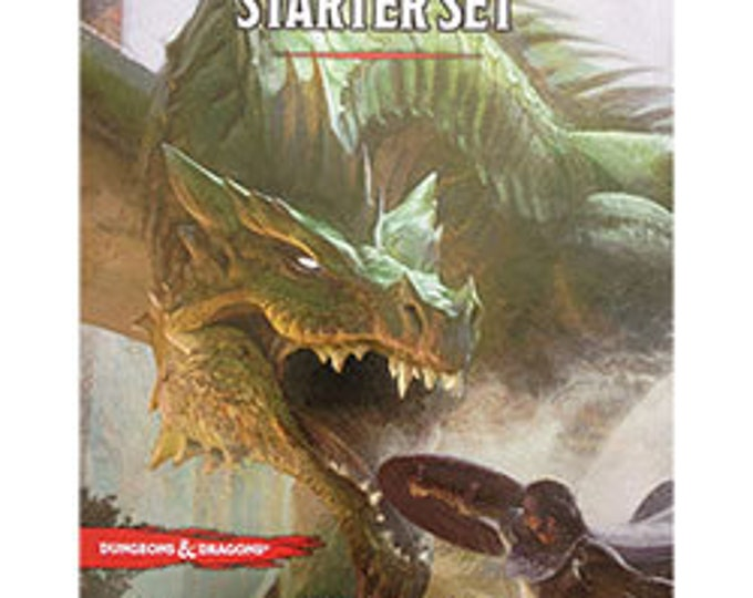 D&D 5th Edition: Starter Set - Wizards of the Coast