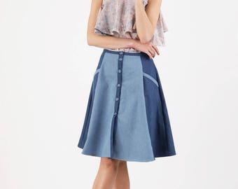 Sewing Pattern Marta Skirt and Dress ebook