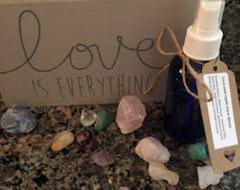 Love and Light Aura Spray