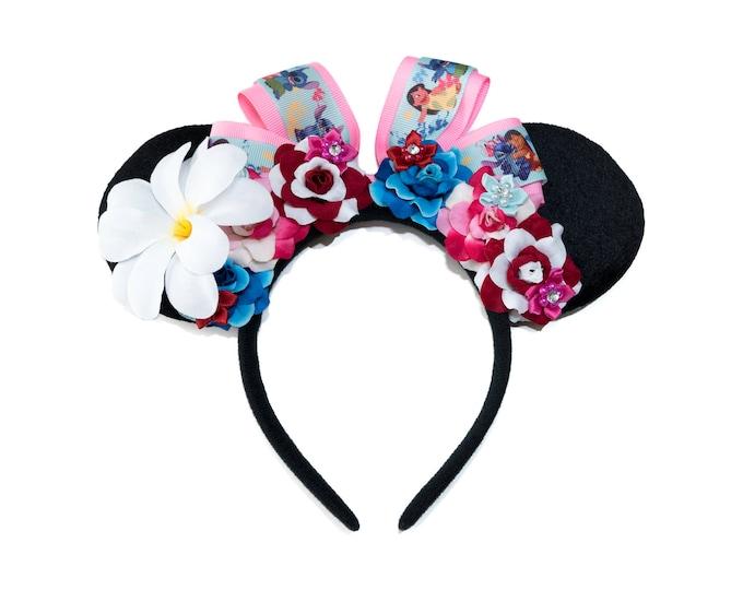 Ohana Mouse Ears Headband