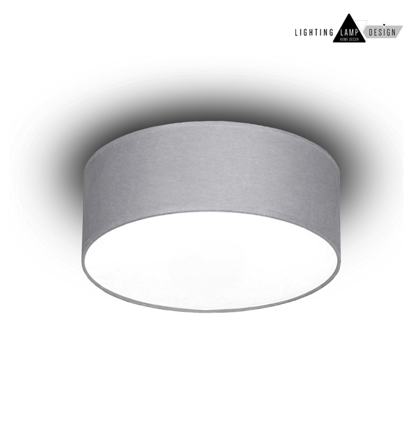 light flush ceilings mount shades nickel of products mesh brushed industrial ceiling semi