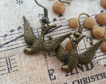 Fly Me Away Earrings