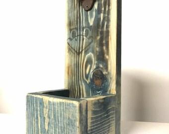 Custom Made Wood Bottle Opener