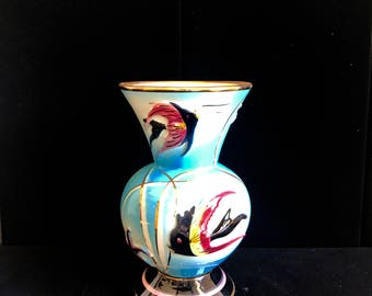 Cerdarur Monaco Retro Fish Vase