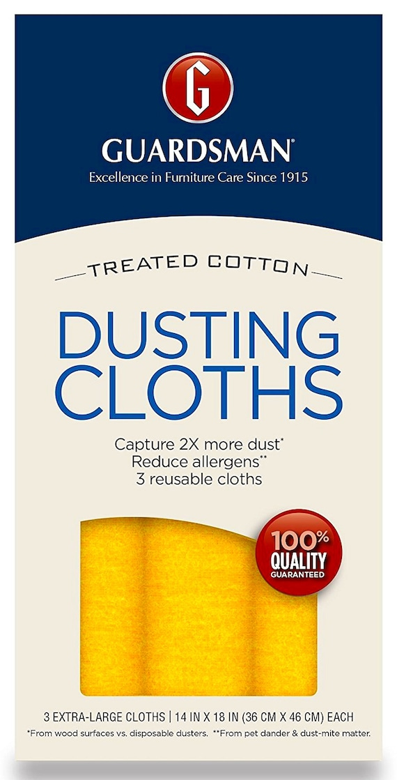 3 Ultimate Dusting Cloths Wood Furniture Cleaning Amp Polishing