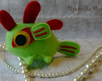 Monster Plush Felt Headband