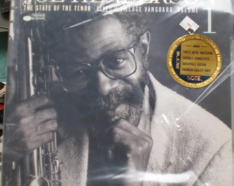 Blue note records etsy joe henderson the state of the tenor vol 1 vinyl blue note records bt 85123 stereo dmm stopboris Images
