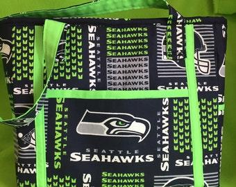 Seattle Seahawk Ladies Handbag