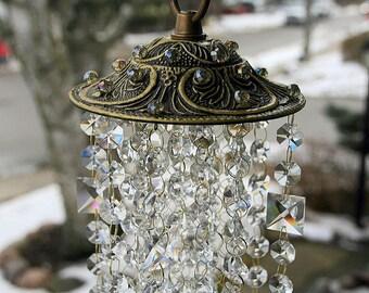 Crystal Suncatcher Memorial Angel Suncatcher Chandelier Crystal Sun Catcher Window Art