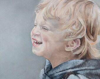 Portraits on comission