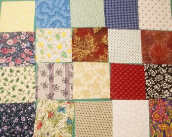 Fabric Charm pack 1 – 3.5 inches