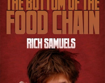 My Life at the Bottom of the Food Chain - Signed & Personalized