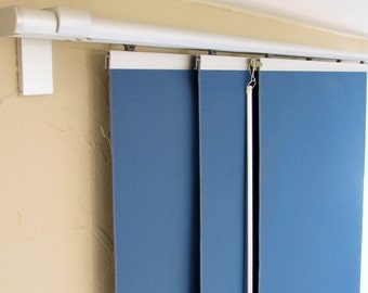PANEL CURTAINS - sliding rail - Made To Order