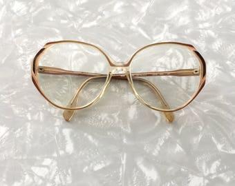 80s Eyeglasses - Vintage Ladies Glasses
