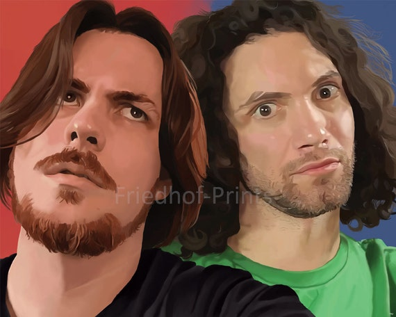 Game Grumps / Arin Hanson / Dan Avidan /Heavy Card Stock /Art
