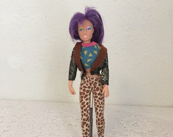 CLASH, Vintage Jem Doll, The Misfits