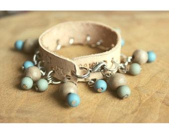 Kids Bracelet of Leather