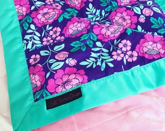 19 lb Weighted Blanket (Throw Size) Custom Design