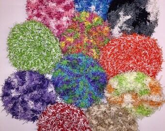 Scrubbies - Variegated Colors