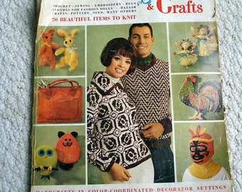 McCall's Needlework and Crafts Magazine, Fall Winter 1965 Large Format