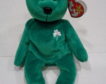 Erin Bear Beanie Baby