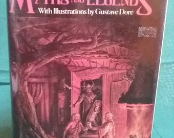 German Myths and Legends  by Donald A. MacKenzie