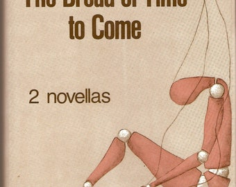David Malouf 2 Novellas 1982 HC 1st Child's Play Bread of Time to Come