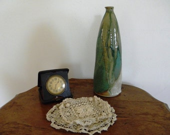 Vintage New Orleans Set Cream Doilies Three (3) REDUCED