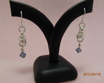 Ultimate Chain Maille Earrings