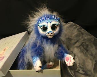 baby Dragon Cobalt