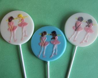 10 pc Ballerinas