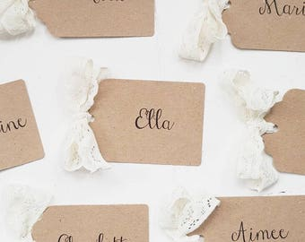 place cards etsy nz