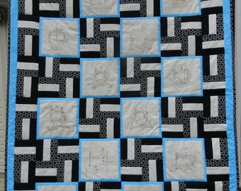 Sewing History Quilt