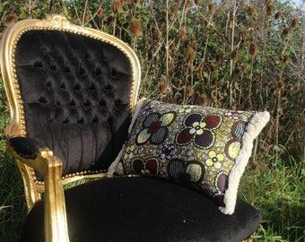 African Pillows - African throw Pillow - Ankara Decoration - African Decor - living room decor - Decorative Cushion - African Homewear