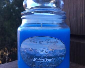 Elsa / Alpine Frost Jar Candle - 14.5 or 22 ounces