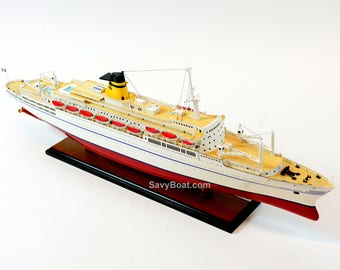 "SS Galileo Galilei 34"" Cruise Ship"