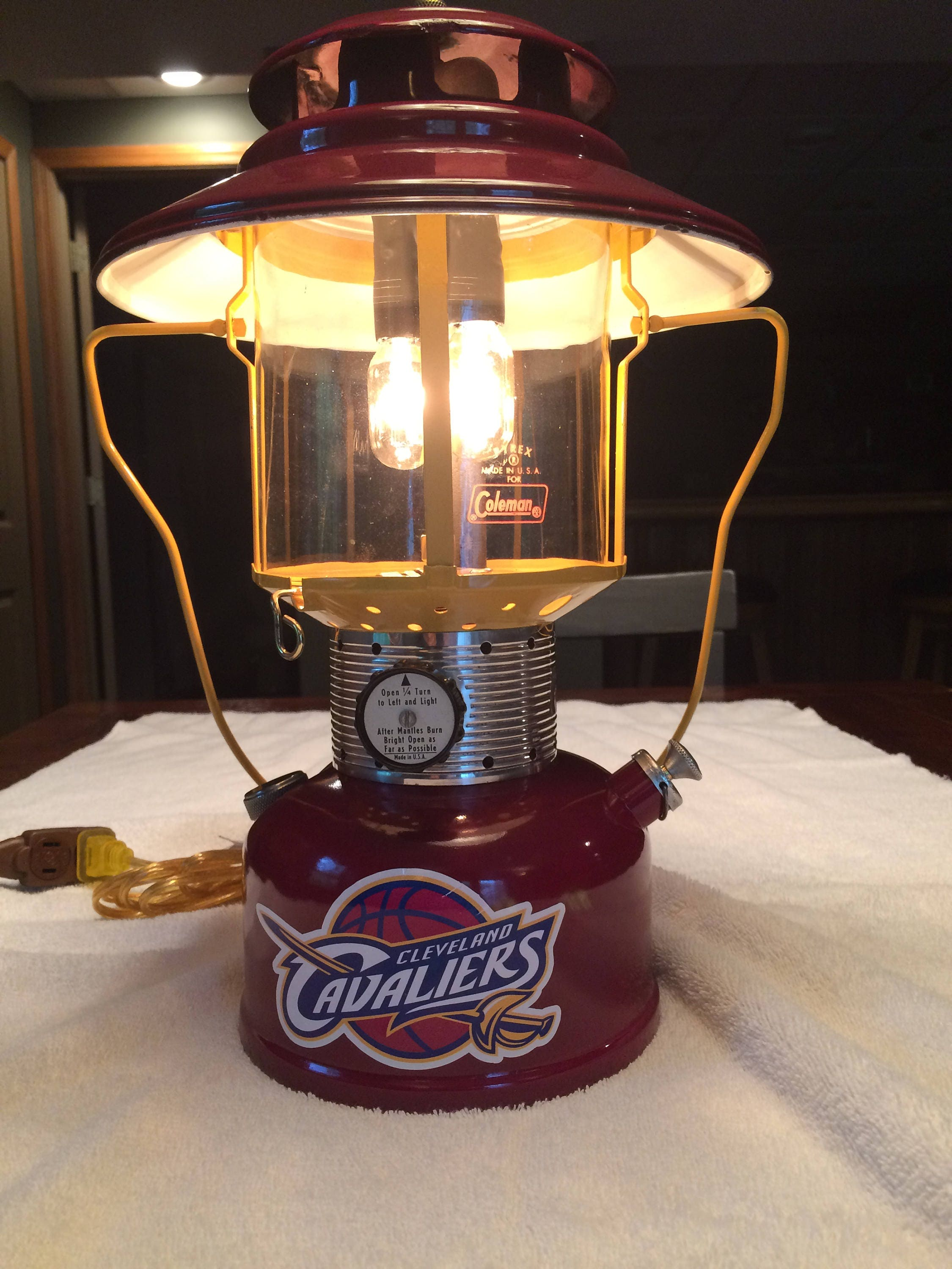 and igniter install coleman watch lamp lantern spark youtube mantle