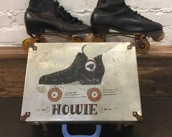 Howie's Roller Skates w/ Case