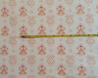 NEW Art Gallery Miniments Raw on cotton Lycra  knit fabric 1 yard