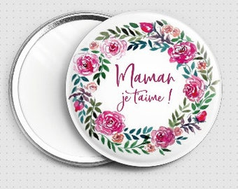 I love you MOM mirror