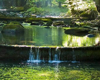 Rolling Rock Creek, Ligonier Valley, Pennsylvania