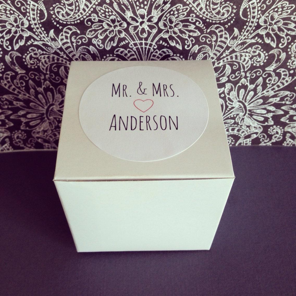 wedding favor boxes custom wedding sticker boxes glossy