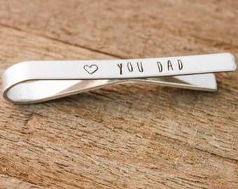 Tie Bar - Love you Dad