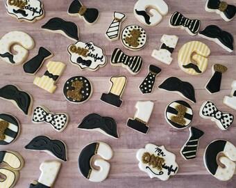 Mr. ONEderful Sugar Cookies Per Dozen