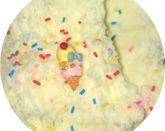Ice cream sundae !