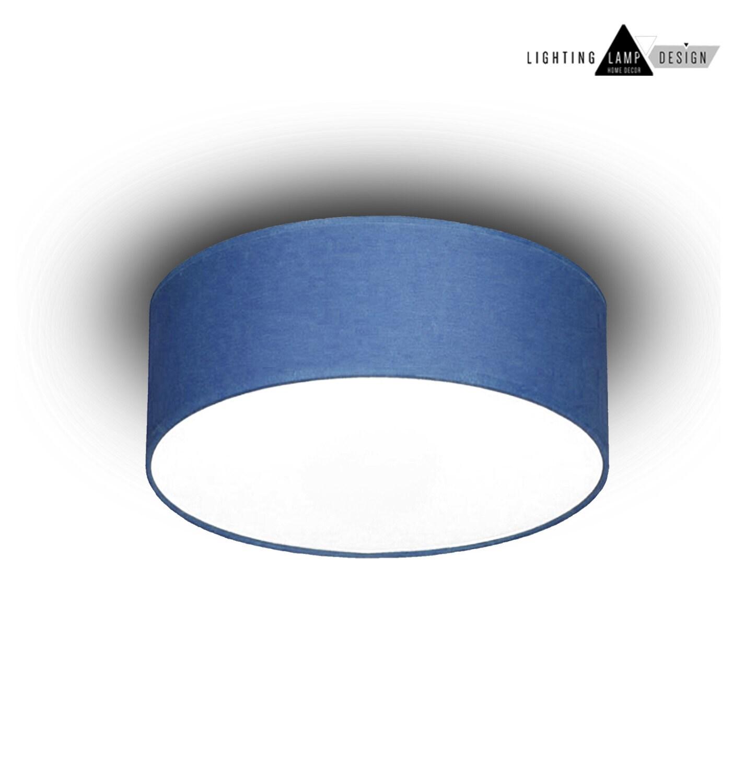 Blue Flush Mount Ceiling Light @EJ52 – Advancedmassagebysara