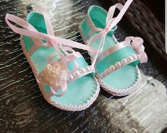 Handmade Girl sandals