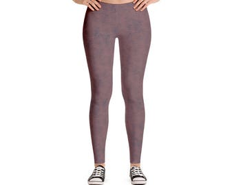 Mauve gray Leggings